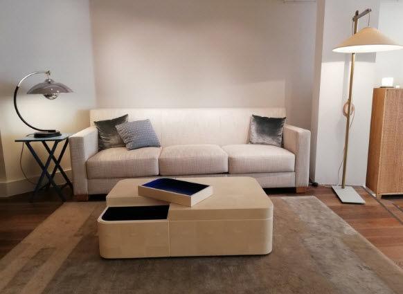 Ecart International - Table basse rectangulaire-Ecart International-Flip Flop