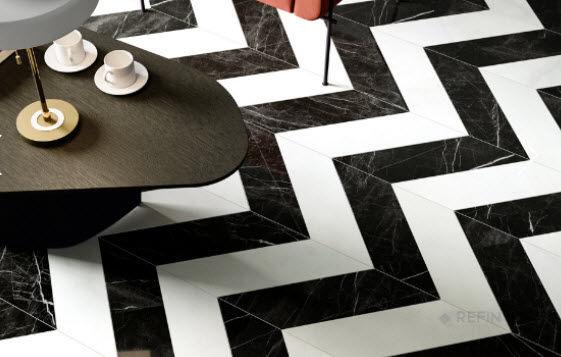 Refin - Carrelage de sol marbre-Refin--__Prestigio