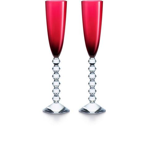 Baccarat - Flûte à champagne-Baccarat-Coffret 2 flûtes