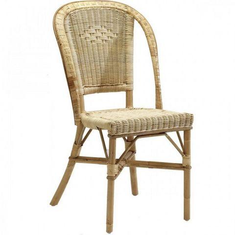 DECO PRIVE - Chaise de jardin-DECO PRIVE