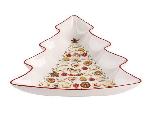 VILLEROY & BOCH - Vaisselle de Noël et fêtes-VILLEROY & BOCH-Winter Bakery