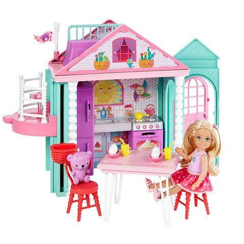 BARBIE - Maison de poupée-BARBIE