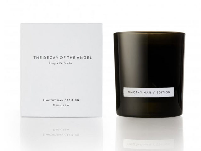 TIMOTHY HAN EDITION - Bougie parfumée-TIMOTHY HAN EDITION-The Decay of the Angel