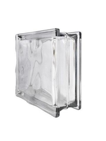 Rouviere Collection - Brique de verre d'angle-Rouviere Collection-Onde externe
