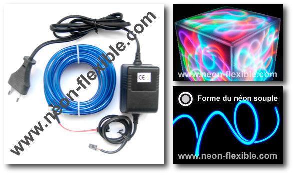 NEONFLEXIBLE.COM - Neon flexible-NEONFLEXIBLE.COM-Décoration de la maison bleu 5m