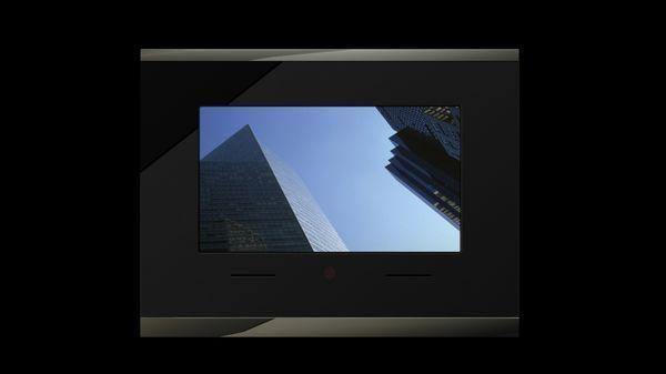 Kuppersbusch - Téléviseur LCD-Kuppersbusch-black  chrome edition Küppersbusch