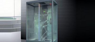 Thalafrance - Cabine de douche d'hydromassage-Thalafrance-Symphonie
