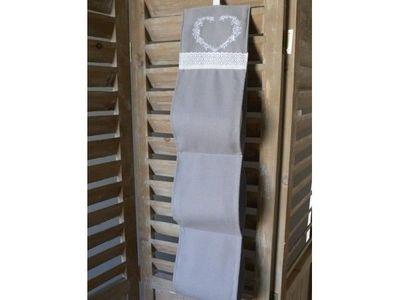 La petite Lucienne - Porte-papier hygi�nique-La petite Lucienne-Linen