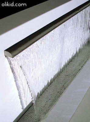Olikid - Fontaine d'intérieur-Olikid-Cascade lame d'eau