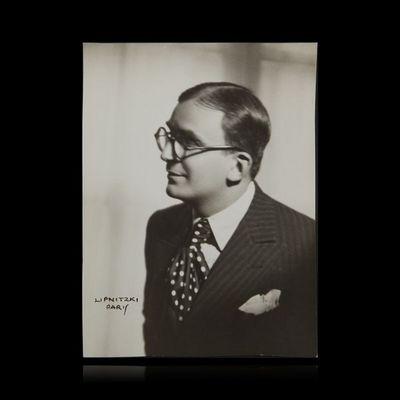 Expertissim - Photographie-Expertissim-ACHARD Marcel (1899-1974). Photographie par Boris