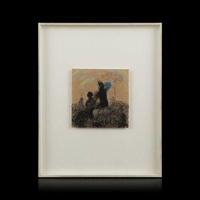Expertissim - Pastel-Expertissim-Bernard GUILLOT. Sans titre, 1984