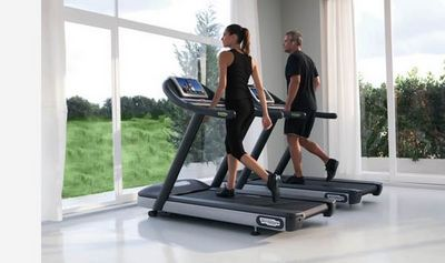 TECHNOGYM - Tapis de course-TECHNOGYM-Jog Now