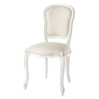Maisons du monde - Chaise-Maisons du monde-Chaise ivoire Versailles