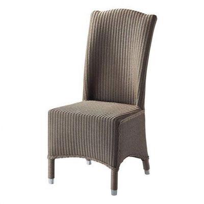 Maisons du monde - Chaise-Maisons du monde-Chaise taupe Vérone