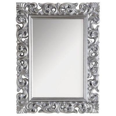 Maisons du monde - Miroir-Maisons du monde-Miroir Rivoli silver 90x120