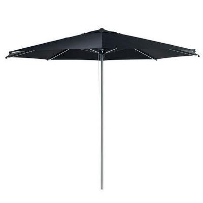 Maisons du monde - Parasol-Maisons du monde-Parasol noir 250 cm Marbella