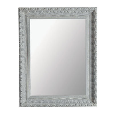 Maisons du monde - Miroir-Maisons du monde-Miroir Marquise gris 76x96