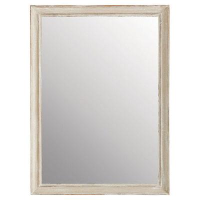Maisons du monde - Miroir-Maisons du monde-Miroir Elianne beige 70x95