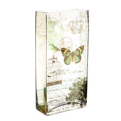 Maisons du monde - Vase à fleurs-Maisons du monde-Vase Curiosité