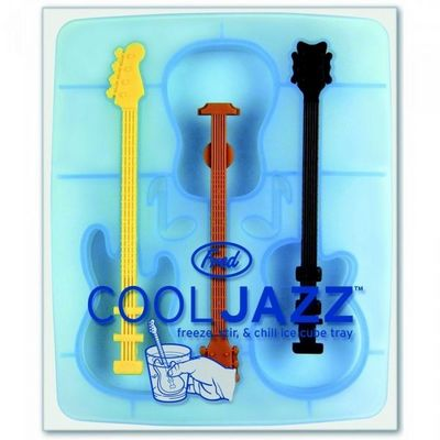 Manta Design - Bac à glaçons-Manta Design-Mélangeur glaçon design Guitare (X3)