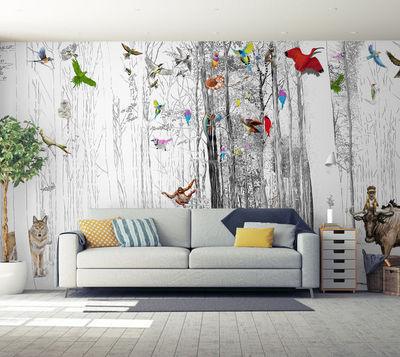 IN CREATION - Papier peint panoramique-IN CREATION-Un Monde Libre et Sauvage