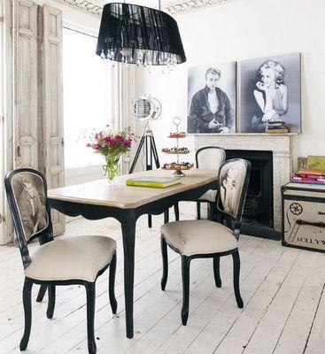 Maisons du monde - Chaise-Maisons du monde-Marilyn VERSAILLES