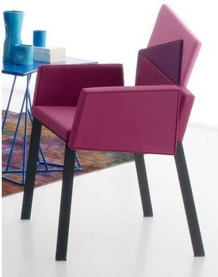 ITALY DREAM DESIGN - Fauteuil-ITALY DREAM DESIGN-Karina