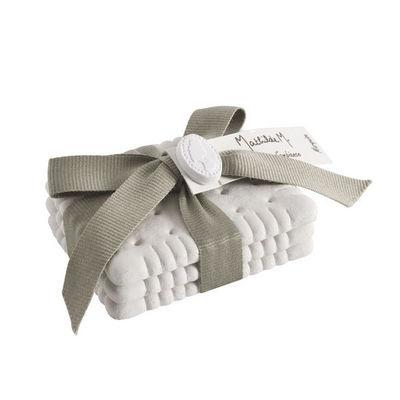 Mathilde M - Biscuit parfumé-Mathilde M-Biscuits cadeaux, parfum Marquise