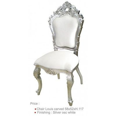 DECO PRIVE - Chaise-DECO PRIVE-Chaise baroque