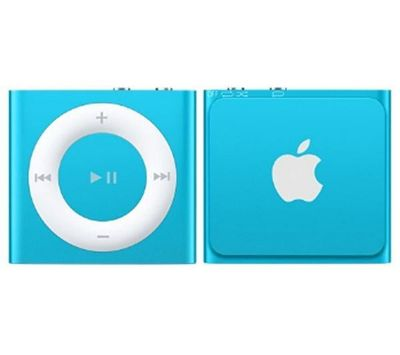 APPLE - MP3-APPLE-iPod shuffle 2 Go bleu (5me gnration) - NEW