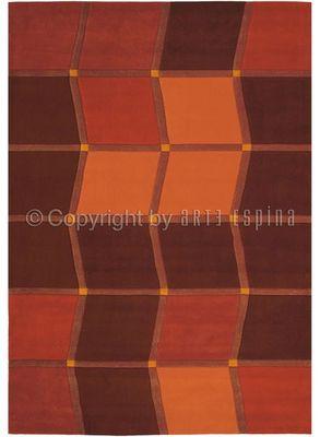 Arte Espina - Tapis contemporain-Arte Espina-Tapis Design Brownies Square