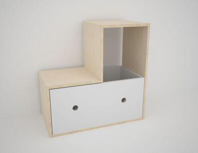 MALHERBE EDITION - Rangement modulaire-MALHERBE EDITION-Caisson tiroir