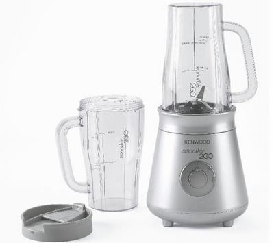 KENWOOD - Blender-KENWOOD-Blender Smoothie 2GO SB055 - argent