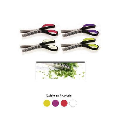 saveur & dégustation - Ciseaux à herbes-saveur & dégustation-Saveur & Dégustation - Ciseaux à herbes aromatique