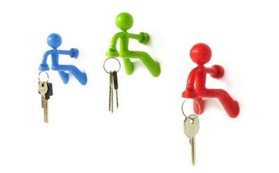 PELEG DESIGN - Accroche-clés-PELEG DESIGN-KEY PETE