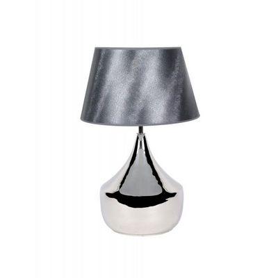 BLANC D'IVOIRE - Lampe à poser-BLANC D'IVOIRE-MARTHA