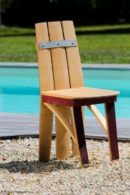 DOUELLES AND DESIGN - Chaise-DOUELLES AND DESIGN-La C