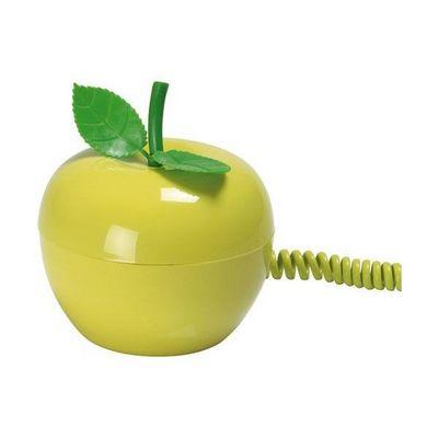 La Chaise Longue - T�l�phone d�coratif-La Chaise Longue-T�l�phone pomme verte