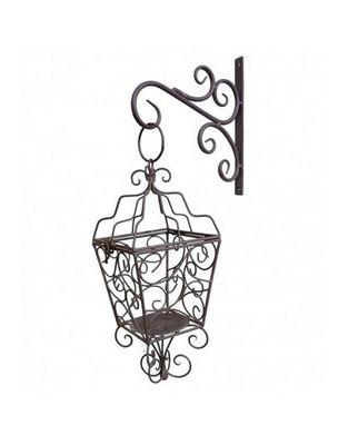 L'HERITIER DU TEMPS - Lanterne d'extérieur-L'HERITIER DU TEMPS-Lanterne à bougie sur crédence