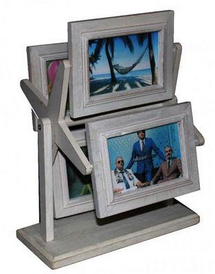 L'HERITIER DU TEMPS - Porte-photo-L'HERITIER DU TEMPS-Porte cadres photos en bois