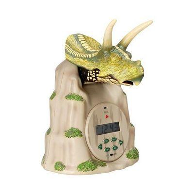 La Chaise Longue - R�veil matin enfant-La Chaise Longue-R�veil dinosaure