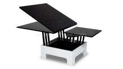 mobilier moss - Table basse extensible-mobilier moss