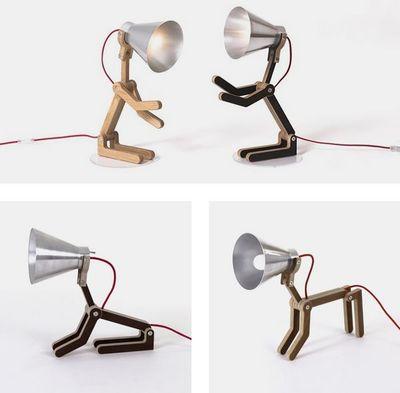STRUCTURES - Lampe de chevet-STRUCTURES-Waaf