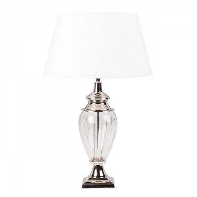 BLANC D'IVOIRE - Pied de lampe-BLANC D'IVOIRE-JOHN