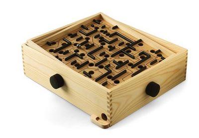 BRIO - Jeux �ducatifs-BRIO-Jeu de Labyrinthe