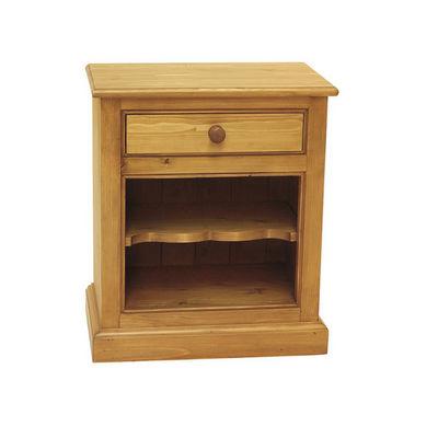 Interior's - Table de chevet-Interior's-Chevet ouvert 1 tiroir