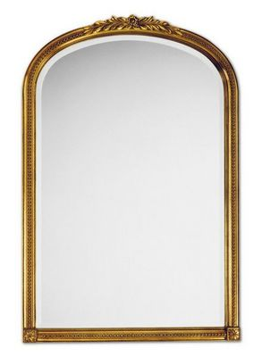 WHITE LABEL - Miroir-WHITE LABEL-ARCHE Miroir mural design or