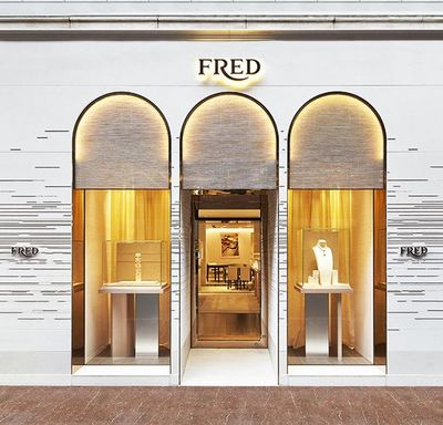 MALHERBE DESIGN - Agencement de magasin-MALHERBE DESIGN-Fred