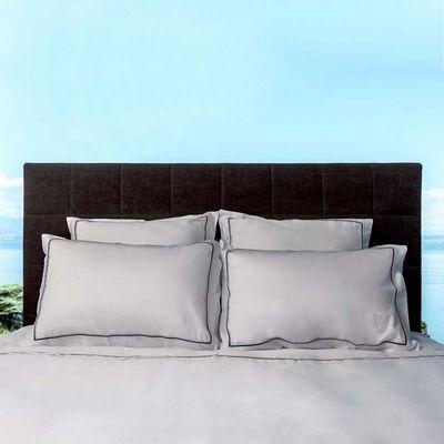 BAILET - Drap de lit-BAILET-Parure Ecume