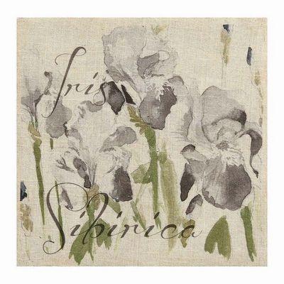 Interior's - Tableau décoratif-Interior's-Tableau décoratif Iris